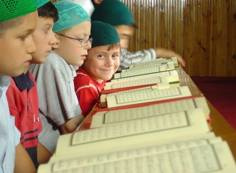 little-boy-reads-quran