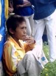 Anak kecil doyan rokok