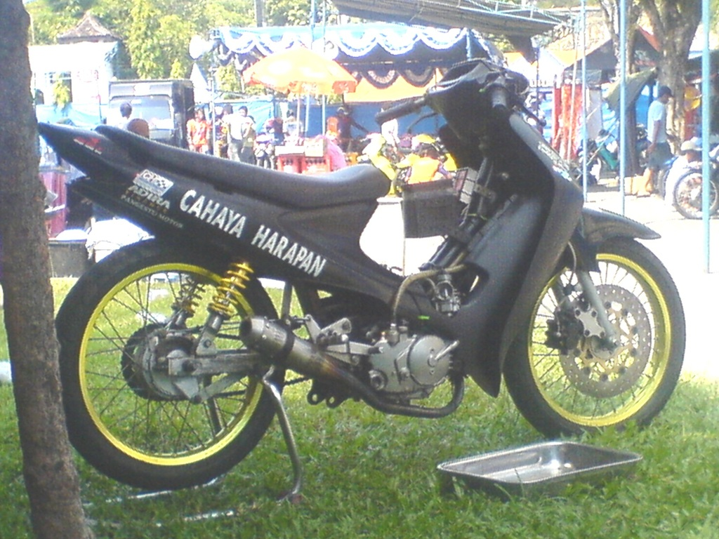 Smash Racing : Suzuki Cahaya Harapan Jiwan?