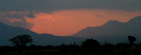 Gunung Lawu west of Pupus, Magetan, Jawa Timur
