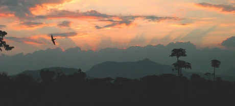 Pupus Sunset, Magetan, East Java