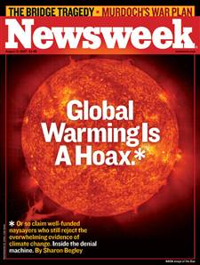 2007-08-05NewsweekGlobalWarming
